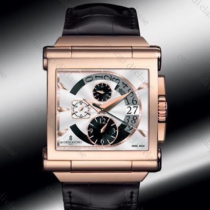 Orologio de Grisogono Instrumento Grande Chrono #10991