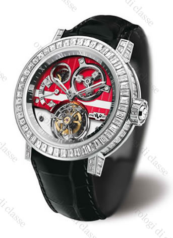 Orologio DeWitt Tourbillon Differentiel Joaillerie #10701
