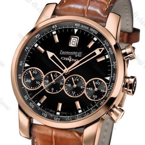 Orologio Eberhard & Co Chrono 4 Grande Taille #10722