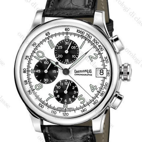 Orologio Eberhard & Co Traversetolo Chrono #10726