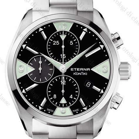 Orologio Eterna KonTiki Chronograph #6902