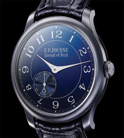Orologio F.P. Journe Chronomètre Bleu #11346