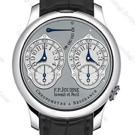 Orologio F.P. Journe Chronomètre à Resonance Souverain #6909