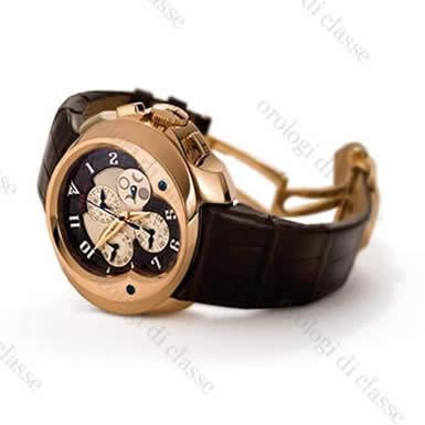 Orologio Franc Vila FVa9 Chronographe Master Quantième Automatique Grand Sport Red Gold #6973