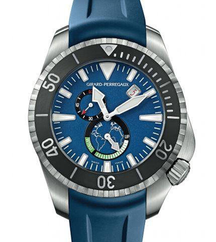 "Orologio Girard-Perregaux Sea Hawk 1000 ""Big Blue"" #11520"