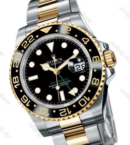 orologi rolex gmt master 2