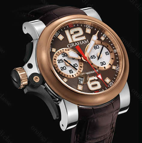 Orologio Graham Chronofighter Havana Rush #10749
