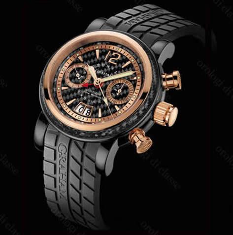 Orologio Graham Grand Silverstone Woodcote II #7120