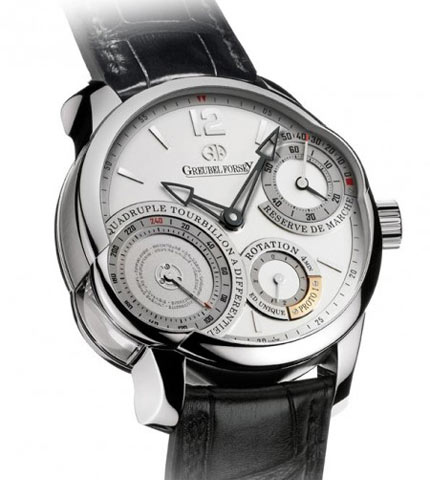Orologio Greubel Forsey Quadruple Tourbillon Secret #11377