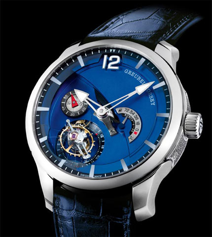 Orologio Greubel Forsey Tourbillon 24 Secondes Contemporain #11376