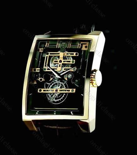 Orologio Guy Ellia Tourbillon Magistere #7135