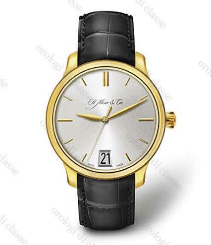 Orologio H. Moser & Cie MONARD Date #7155
