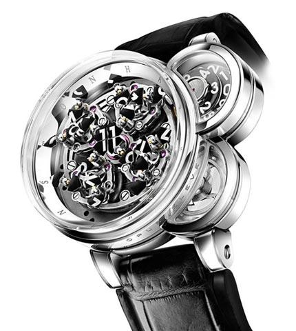 Orologio Harry Winston Opus Eleven #11304