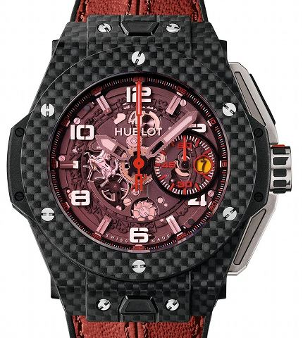 Orologio Hublot Big Bang Ferrari Carbon Red Magic #11599