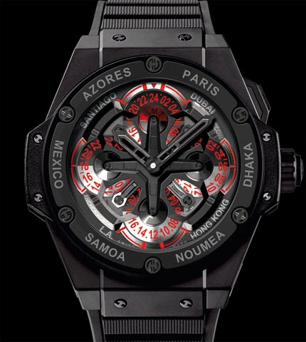 Orologio Hublot King Power Unico GMT #11390