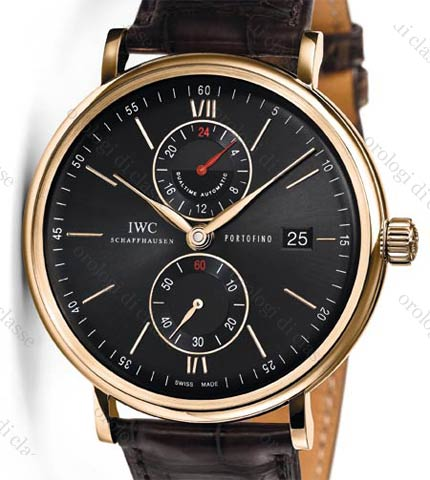 Orologio IWC Portofino Dual Time #11128