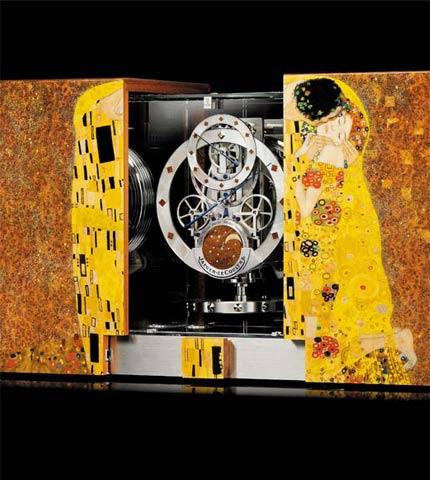 Orologio Jaeger-LeCoultre Atmos Marqueterie (Klimt) #11420