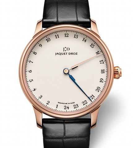 Orologio Jaquet Droz Grande Heure GMT #11630