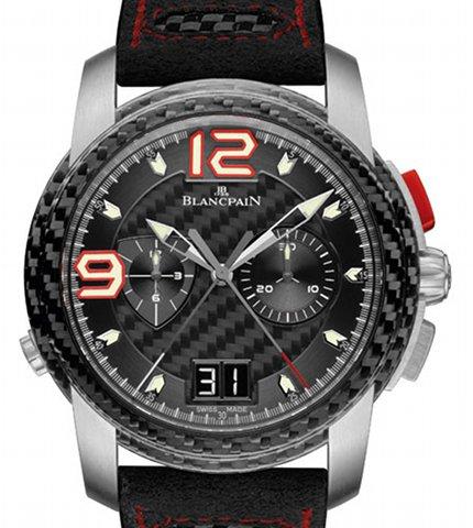 Orologio Blancpain L-Evolution Cronografo Flyback Rattrappante Gran Data #11589