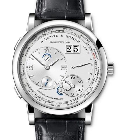 Orologio A. Lange & Söhne LANGE 1 FUSO ORARIO #11368