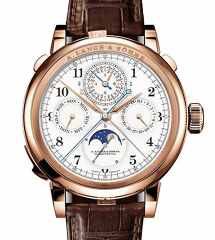 Orologio A. Lange & Söhne GRAND COMPLICATION #11598