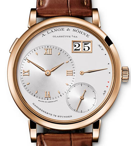 Orologio A. Lange & Söhne Grande Lange 1 #11399