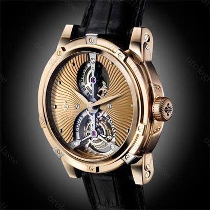 Orologio Louis Moinet Vertalis Tourbillon #8566