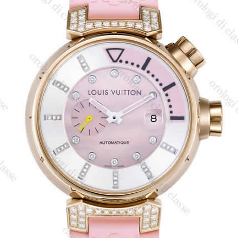 Orologio Louis Vuitton Tambour Diving Dame #8569