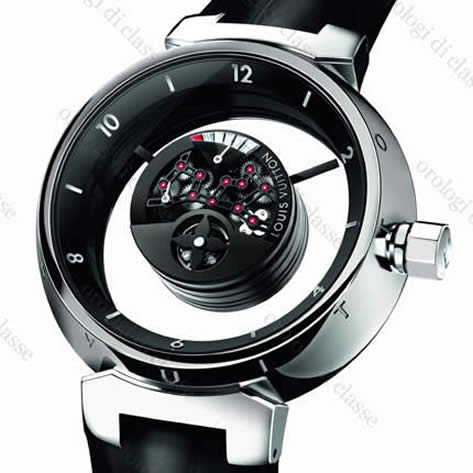 Orologio Louis Vuitton Tambour Mystèrieuse #8568