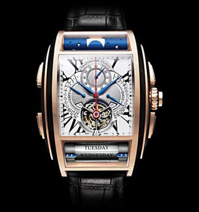 Orologio Maîtres du Temps Chapter One #10947