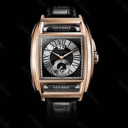 Orologio Maîtres du Temps Chapter Two #10946