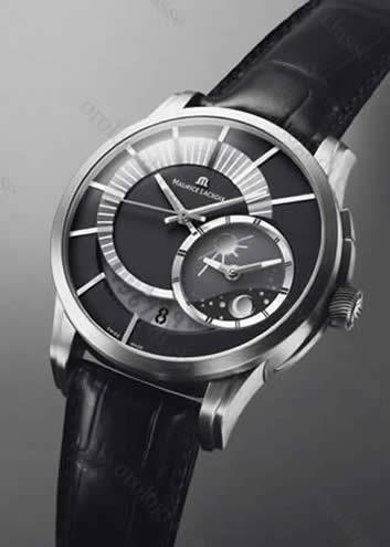 Orologio Maurice Lacroix Pontos Dècentrique GMT Limited Edition #8690