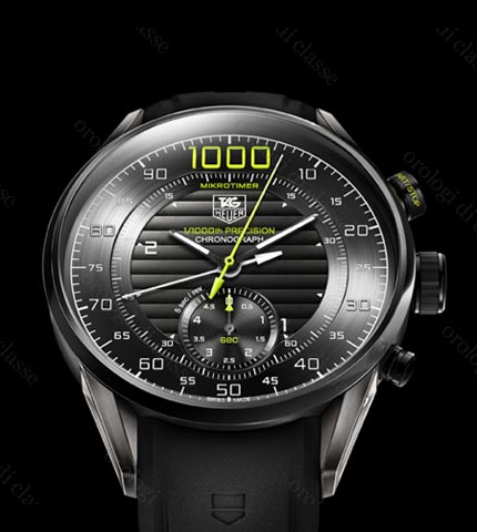 Orologio TAG Heuer MIKROTIMER Flying 1000 Concept Chronograph #11171
