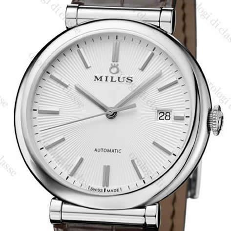 Orologio Milus Zetios Classic #8731