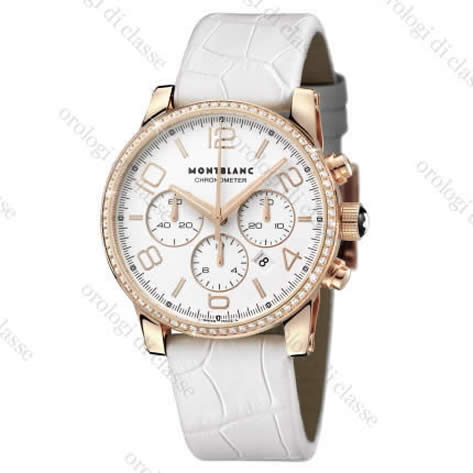 Orologio Montblanc Time Walker XL Chrono Diamonds #8754