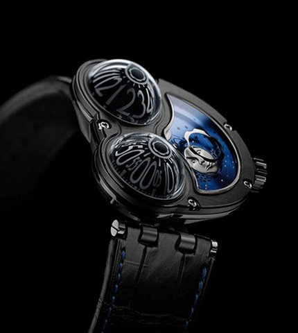 Scheda orologio MB&F modello MoonMachine Performance Art by Stepan Sarpaneva