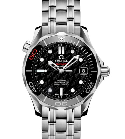 Orologio Omega Seamaster 300M James Bond 007 50th Anniversary #11439