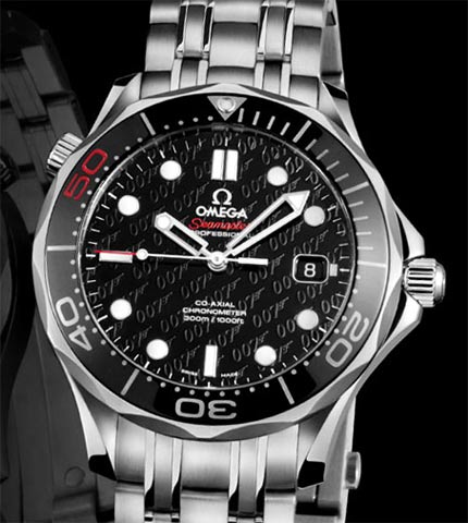 Orologio Omega Seamaster 300M James Bond 007 50th Anniversary #11440