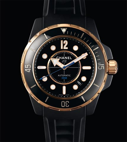 Orologio Chanel J12 Marine Only Watch 2011 #11278