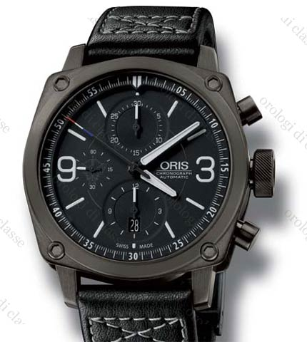 Orologio Oris 4° RHFS Edizione Limitata #11077