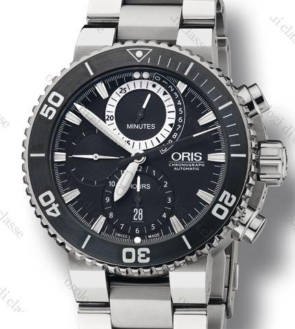 Orologio Oris Carlos Coste Limited Edition Serie Cenote #11172
