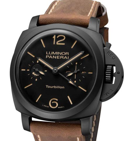 Orologio Panerai LUMINOR 1950 TOURBILLON GMT CERAMICA – 48MM #11421