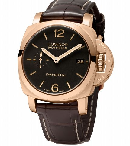 Orologio Panerai LUMINOR MARINA 1950 3 DAYS AUTOMATIC ORO ROSSO – 42mm #11535