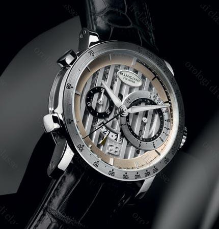 Orologio Parmigiani BUGATTI ATALANTE Cronografo flyback #10982
