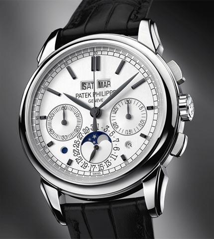 Orologio Patek Philippe Cronografo Calendario Perpetuo #11225