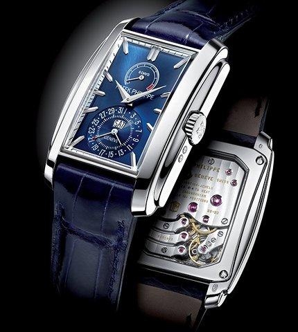 Orologio Patek Philippe 5200G Gondolo 8 Giorni Day/Date #11626