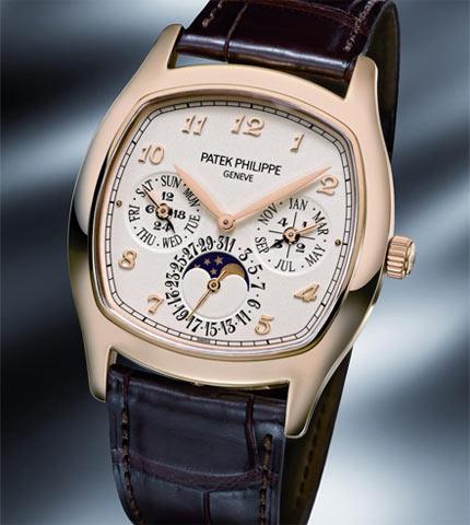 Orologio Patek Philippe Calendario perpetuo ultrapiatto automatico #11462