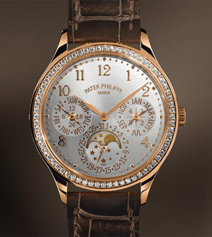 Orologio Patek Philippe Ladies First Perpetual Calendar #11469