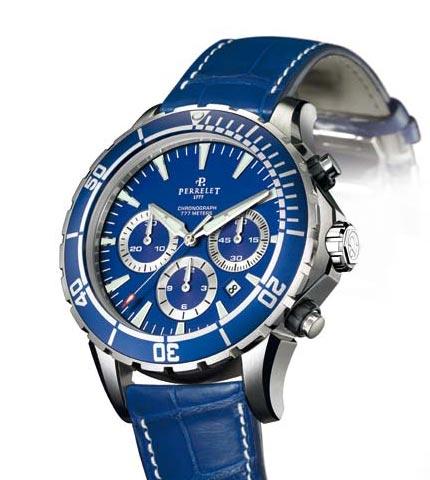 Orologio Perrelet Seacraft Cronografo #11264