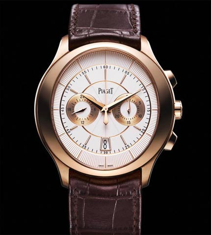 Orologio Piaget Gouverneur Cronografo #11388